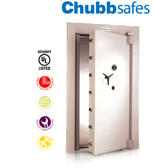 2\  Strongroom Door Burglary-Resistant Protection Chubbsafes 2\  Strongroom Doors are specially designed and contructed to resist against high speed drills ...  sc 1 th 234 & Chubbsafes Vault Doors
